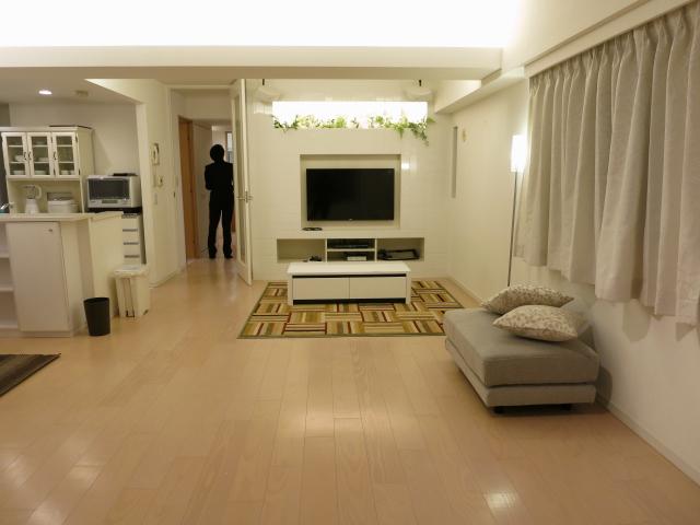 横浜徒歩圏の家具搬入事例(カグモ)