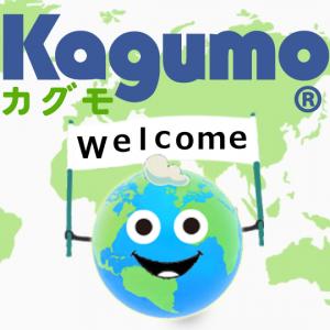 Kagumo(カグモ)Facebookはじめます