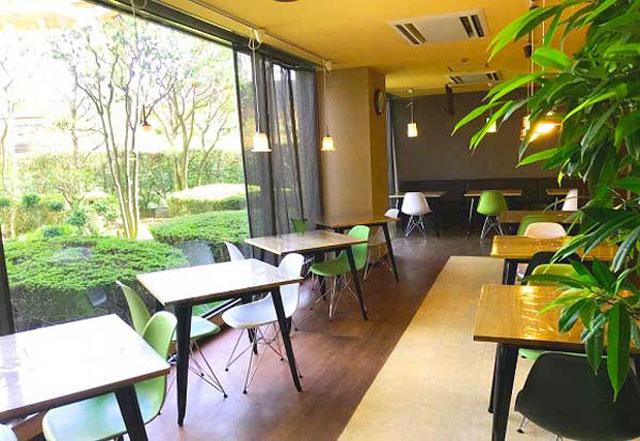 東京家具付き賃貸(マントミパークハウスの共用ラウンジ)