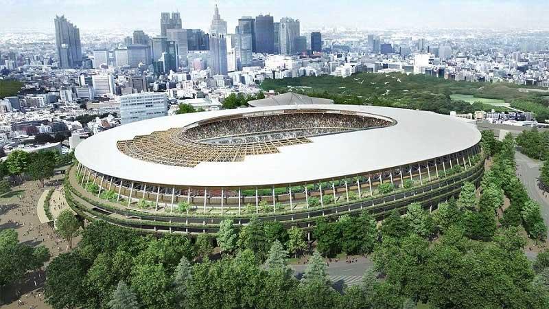 出典:新国立競技場(2020年東京オリンピックに向けて)