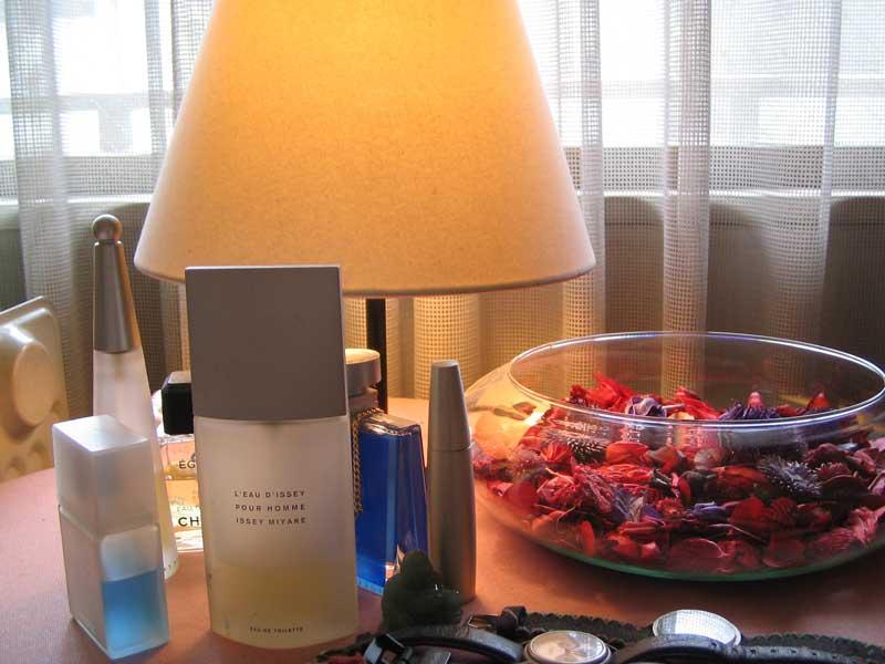 「灯りのおはなし」でのsuzukoの照明の部屋