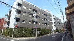 東京家具付き賃貸(コンフォート荻窪)の外観