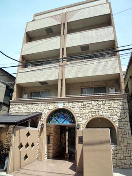 東京家具付き賃貸(プチグランデ ピア)